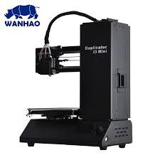 Купить <b>3D принтер</b> Wanhao <b>Duplicator i3</b> Mini скидки