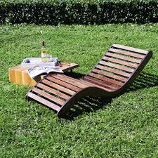 <b>Шезлонг</b>-качалка Lounge из массива дерева — купить по цене ...