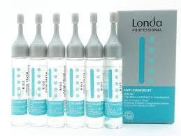 <b>LONDA</b> NEW <b>Anti</b>-<b>Dandruff Сыворотка</b> против перхоти 6*10 мл ...