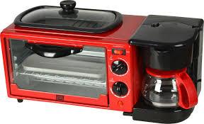 Мини-<b>печь GFgril Breakfast</b> Bar, <b>GFBB</b>-<b>7</b>, красный — купить в ...