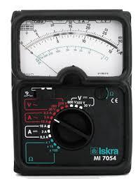 <b>Portable Electric</b> Meter <b>MI</b> 7054