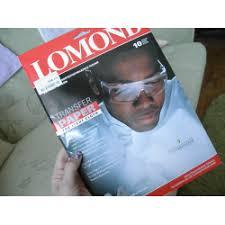 Отзывы о <b>Бумага Lomond</b> А4 термоперенос для светлых тканей