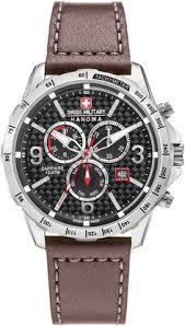 <b>Мужские</b> швейцарские наручные <b>часы Swiss</b> Military Hanowa 06 ...