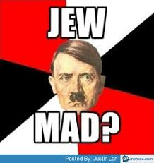 Jew Mad | Memes.com via Relatably.com