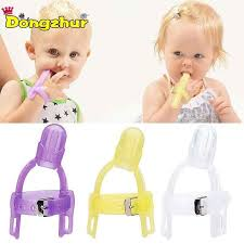 3 Colors New Arrival Nontoxic Silicone <b>Baby</b> Kids <b>Child</b> Finger ...