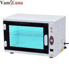 VamsLuna 8L UV Tool Sterilizer Cabinet with Timer Sterilization ...
