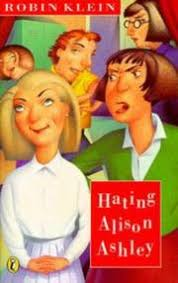 Cover of: Hating Alison Ashley by Robin Klein. Hating Alison Ashley. Robin Klein. Hating Alison Ashley Close - 101530-M