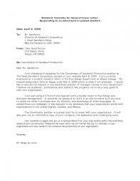 breathtaking employment cover letter brefash specific cover letter cover letter for specific job letter resume cover letter sample revenue agency
