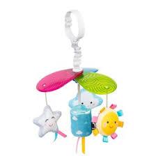 <b>Игрушка подвесная Benbat</b> On-the-Go Toys, Grab & Go (4122140 ...