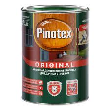 <b>Пропитка декоративная для защиты</b> древесины Pinotex Original ...