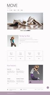 17 best ideas about website templates salon html5 template for dance studio to start or re shape a site presenting dance