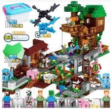 <b>My World</b> Mechanism Cave Building Blocks 1315pcs Compatible ...