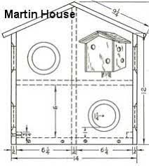Free Purple Martin House PlansPurple Martin House Plans