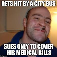 In a state where personal injury lawsuits often climb into the ... via Relatably.com