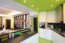 Camera Da Letto Verde Mela : Diari di un architetto una cucina verde mela