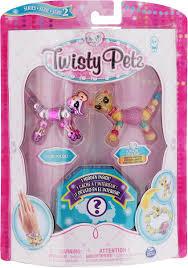 Набор <b>фигурок</b>-трансформеров Twisty Petz <b>ChiChi</b>/Rosi/Dragon ...