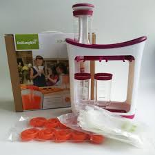 wholesale <b>Squeeze</b> Juice <b>Station Baby Food</b> Organination Storage ...