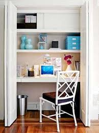we have an alcove in the living room which i wish to turn into a little home office so far i found the following inspiration alcove office