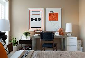 room inspiration shared office guest rooms apartment therapy bedroom and office