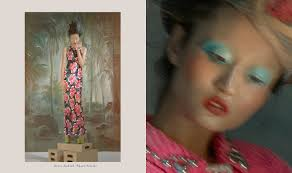 FASHION DIRECTOR / Tilly Hardy MAKE-UP / Shama at CLM using M.A.C Cosmetics HAIR / Selena Middleton using Bumble & Bumble MODEL / Lui Xu at Storm - 2080_expressionism