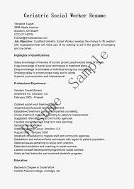 general workers resume s worker lewesmr sample resume sle geriatric social worker resume