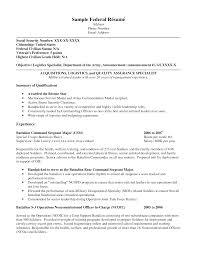 resume qualification sample  seangarrette coresume qualification