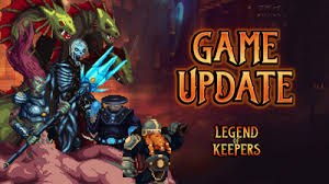 <b>Legend</b> of Keepers: Career of a Dungeon Master on Steam
