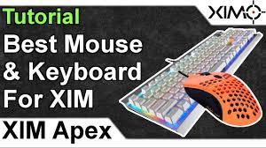 <b>XIM</b> APEX - Best Mouse And Keyboard For <b>XIM</b> Tutorial - YouTube