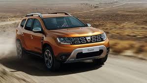 Представлен Renault Duster нового поколения