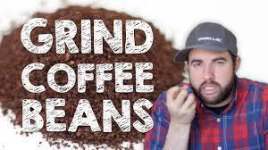 How to Grind <b>Coffee Beans</b> - YouTube