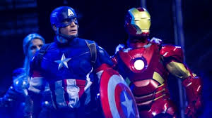<b>Marvel</b> Summer of <b>Super Heroes</b> | Disneyland Paris Events