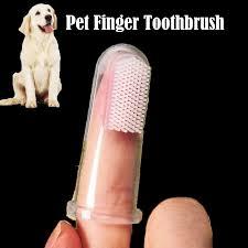 <b>Hot Selling Super</b> Soft Pet Finger Toothbrush Teddy Dog Brush Dog ...
