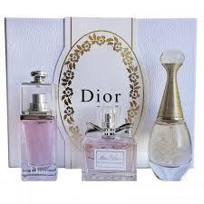 Подарочный <b>набор парфюмерии</b> Christian Dior 3x30ml — aroma ...
