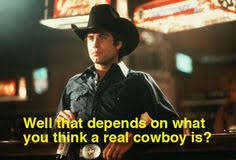 Urban Cowboy on Pinterest   Debra Winger, Saturday Night Fever and ... via Relatably.com