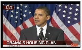 President Barack Obama Foreclosure Speech     Billion Housing    Obama Housing Plan