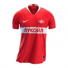 Майка <b>игровая домашняя NIKE</b> сезон 2019-2020 красный купить ...