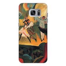 """Чехол для Samsung Galaxy S7, объёмная печать """"<b>Русский балет</b> ..."""