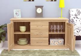 baumhaus mobel oak 2 large oak sideboard with drawers from big blu furniture baumhaus mobel solid oak extra