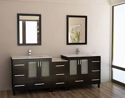quot square porcelain bathroom sink vanity