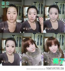 funny make up transformation anese