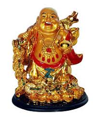 quick view odishabazaar vastu feng shui golden laughing buddha showpiece buy feng shui feng shui