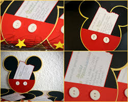 mickey mouse clubhouse sugarqube mickey invite