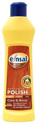 Полироль для мебели <b>Emsal</b> для <b>дерева</b> 250 мл купить, цены в ...