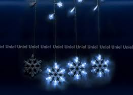 Занавес <b>ULD</b>-<b>E2706</b>-<b>100</b>/<b>DTA WHITE</b> IP20 SNOWFALL