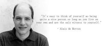 alain de botton essays in love quotes   essay quotes by alain de botton