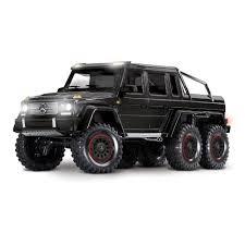 <b>Радиоуправляемый</b> краулер <b>TRAXXAS TRX</b>-<b>6</b> Mercedes-Benz G ...