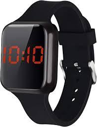 WUTAN Digital Watch Men Led Touch Sport Watch ... - Amazon.com