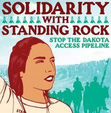 Afbeeldingsresultaat voor standing rock protest