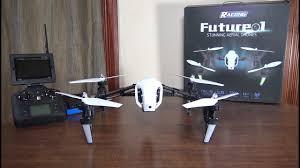 <b>WLtoys</b> - <b>Q333-A</b> Future 1 - Review and Flight - YouTube