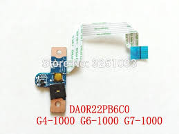 Original DAOR22PB6C0 Power Button <b>Board</b> Switch Cable For HP ...